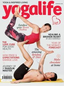 YogaLife February 2016