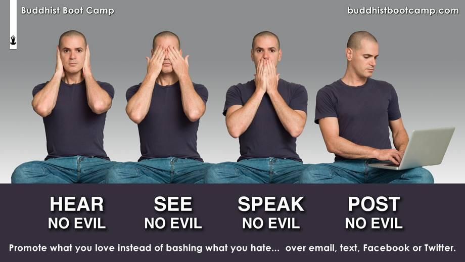 budhist bootcamp