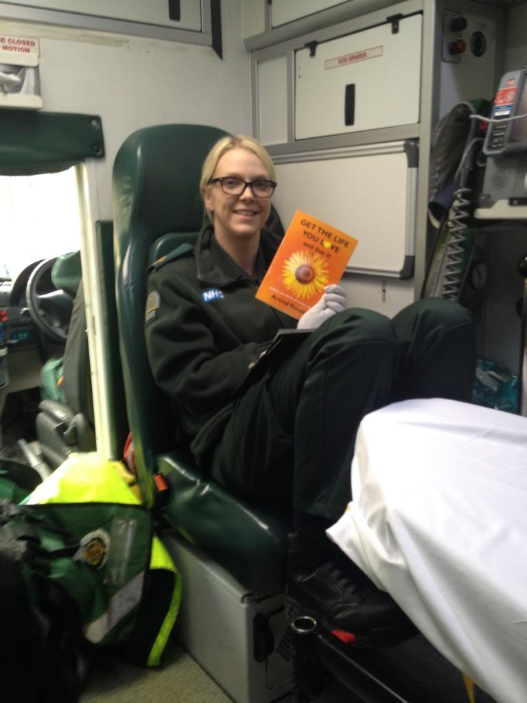 ParamedicAndBook